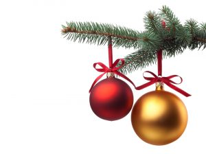 bigstock-Christmas-baubles-with-curly-r-26852747