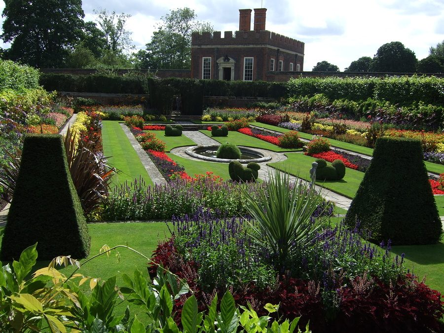 hampton-court-gardens-8385613 - Longfellow\'s Greenhouses